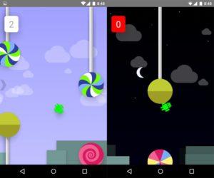 secrete android features