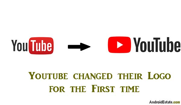 YouTube changed logo