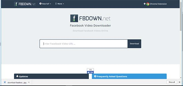 How to Download Facebook Videos in Android and Laptop - AndroidEstate