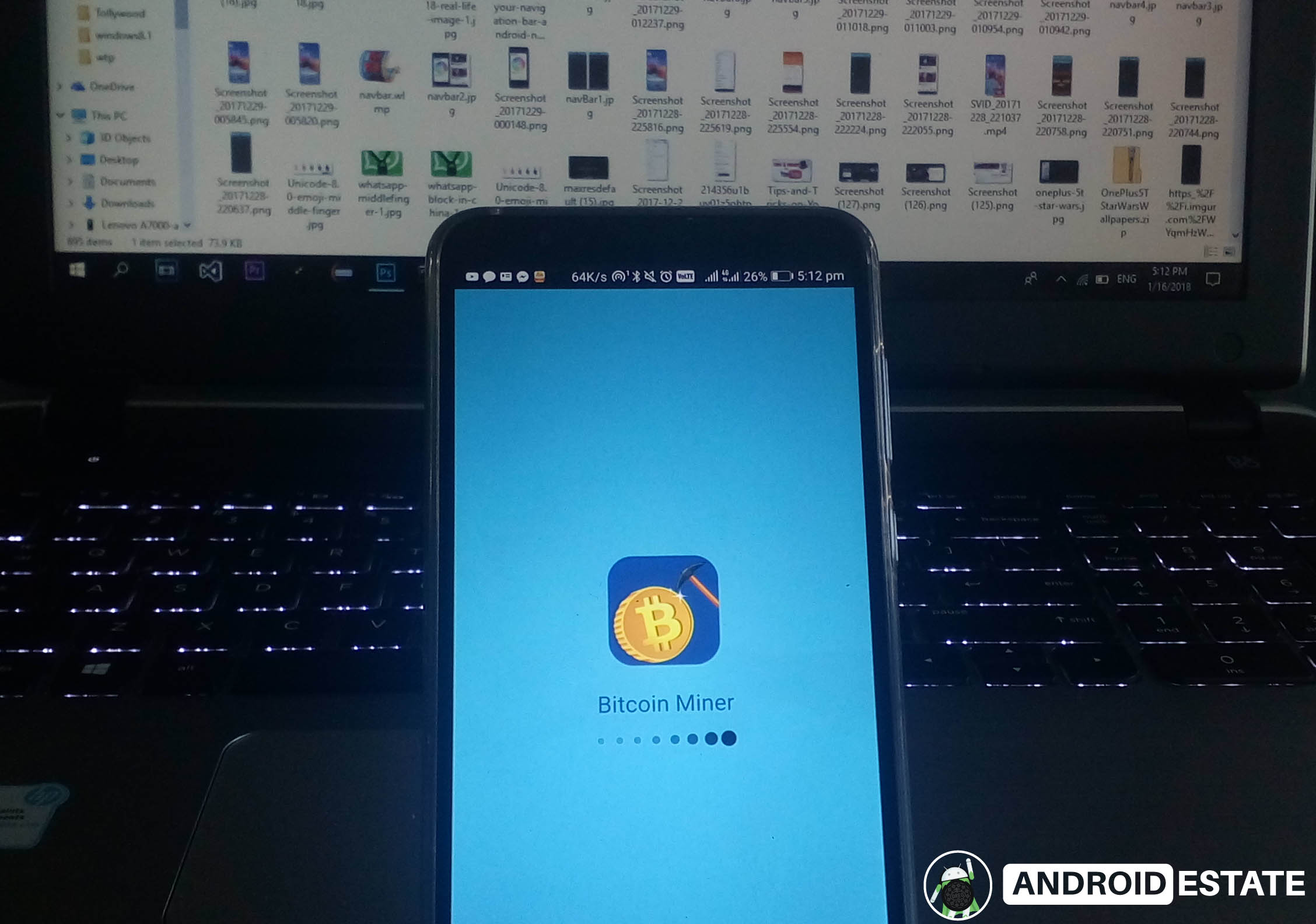 How to mine bitcoins in android device androidestate ccuart Choice Image