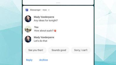 smart reply